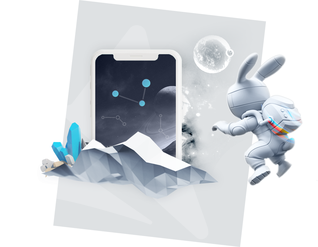 ITSUA on desktop and mobile